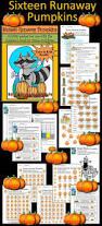 The Runaway Pumpkin by Fall Pumpkin Activities Sixteen Runaway Pumpkins Fall Reading