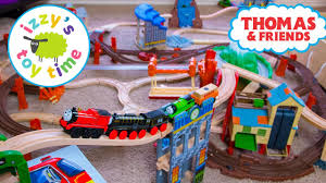 Tidmouth Sheds Wooden Ebay by Thomas And Friends Trackmaster Wooden Railway Adapter Compilation
