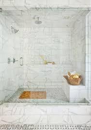 interesting white shower floor tile for inspiration the