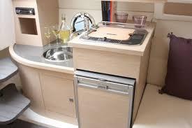 cuisine bateau bateau moteur neuf capelli 28 wa var euroyachting