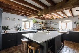 100 Rustic Ceiling Beams Classic Kitchen Design Handmade Kitchen In Sevenoaks