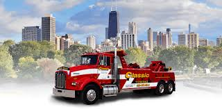 Heavy Duty Towing Kankakee IL | Semi Towing Service, Classic Towing