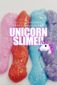 How To Make UNICORN SLIME
