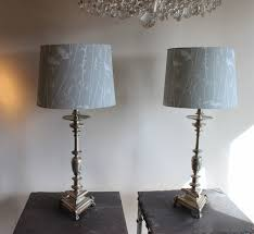 Drexel Heritage Lamps Crystal by Silver Table Lamps Ceramic Ancient Made Use Of As A Desk Light