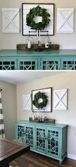 Pair Of Large Decorative X Wood Shutters Rustic Farmhouse Shutter Decor