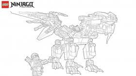 Lego Bionicle Coloring Pages To Print High Quality Hero Factory With