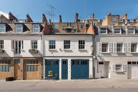 100 Mews Houses Terence Conran And Lady Conrans London House Is For Sale