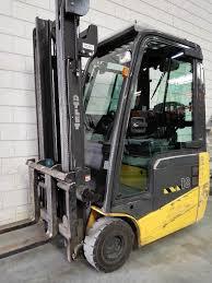 Nissan 1N1L18T - Electric Forklift Trucks - Material Handling - Used ...