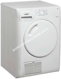 notice seche linge hotpoint ariston sèche linge whirlpool azb8570 au meilleur prix