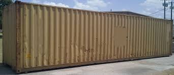 100 Metal Shipping Containers For Sale 40 Wind And Water Tight Container High Cube Container Used High