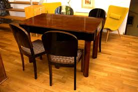 Dark Oak Dining Set For Sale Tables On Ebay Table 6 Chairs Mark ...