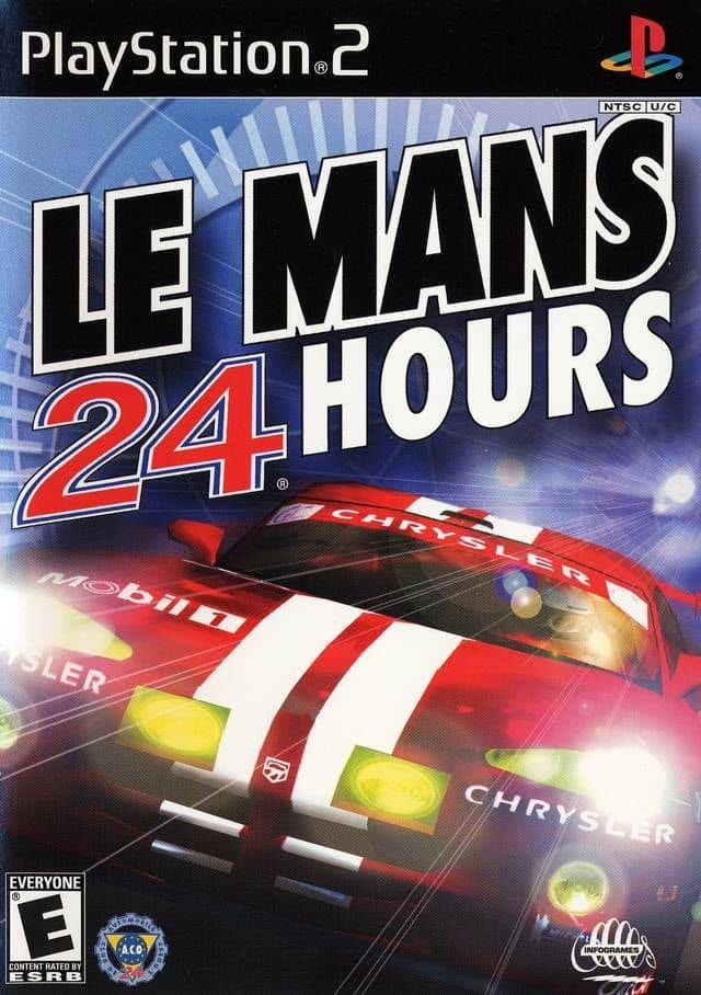 Le Mans 24 Hours - Playstation