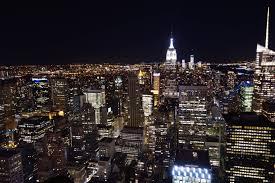 Rockefeller Christmas Tree Lighting 2014 Live Stream by Night Scene At Ge Building Rockefeller Center World Pinterest