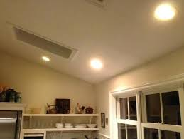 recessed lighting for angled ceilings kitchenlighting co