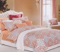 Coral Colored Bedding by Kids Bedding Sets On Baby Bedding Sets And Perfect Peach Bed Set