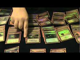 magic the gathering sexy foil japanese domain zoo deck youtube