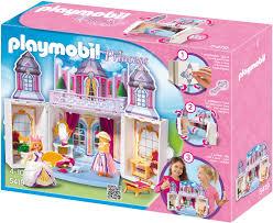 مركز تسوق سناك مجلد playmobil mädchen schloss