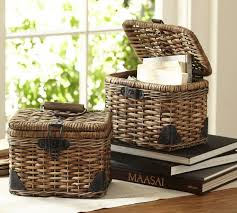 Daytrip Lidded Small Basket | Pottery Barn AU Fresh Laundry Basket On Wheels Pottery Barn 9302 Amazoncom Whitmor Easycare Square Hamper Java Home Kitchen Best 25 Hamper With Lid Ideas On Pinterest Fniture Magnificent Dinosaur Ideas Design For Baskets 19638 12 Unique Our Decor Happy Nester Beachcomber Basket Chunky Ivory Throw Green Wicker Dual Organize Room Advantages Of Choosing