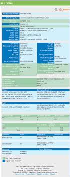 100 Truck Bills Of Lading Bill Of Data ImportExport Cargos
