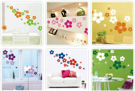 Princess Bedroom Love Flower Adhesive Family Tree Wall Decal 3d