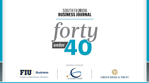 Ted Sheds Miami Florida by Spotlighting Our 40 Under 40 Class Of 2017 South Florida
