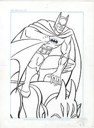 ComicConnect Buy Sell Appraise Batman Giant Coloring BookPin