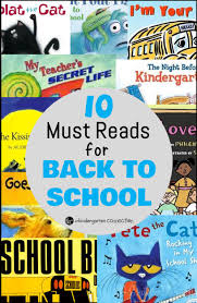 Halloween Picture Books For Kindergarten by 10 Back To Books The Kindergarten Connection