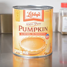 Libby Pumpkin Pie Mix Recipe Can by Libby U0027s 100 Pure Canned Pumpkin 10 Can