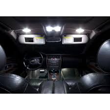 High Power Automotive Interior Lights White Car LED Kit Package 12V ...