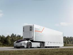 100 Carolina Trucking Academy Autonomous Trucking Heats Up As Volvo Unveils Electric Truck With No
