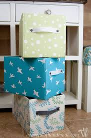 Decorative Bankers Box Canada 25 unique fabric covered boxes ideas on pinterest covering