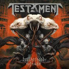 Vienna Halloween Parade Rescheduled by Testament Releasing U0027brotherhood Of The Snake U0027 Stream The Title