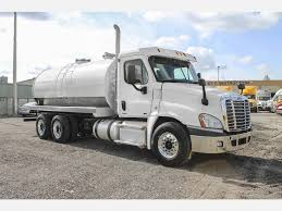 2011 FREIGHTLINER CASCADIA SEPTIC TANK TRUCK FOR SALE #2835