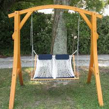 Porch Hammock Swing Ideas