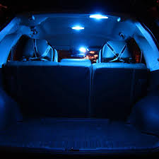 100 Interior Truck Lighting Car Lamps Car Parts 4x Ice Blue