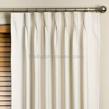 Sewing Curtains For Traverse Rods by Pleated Drapes Traverse Rod Perky Uncategorized Best Dining Room