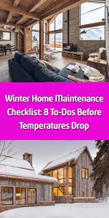checkliste für die wartung des winterhauses 8 aufgaben vor