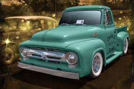 100 F100 Ford Truck Free Images 1954 FORD 1954 FORD PICKUP American