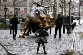 International Women's Day: Defiant Girl Statue Importance | Fortune
