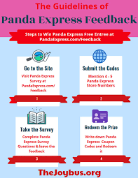 Panda Express Feedback – The Best Panda Express Survey ... Dinner Fundraisers Panda Express Feedback Get Free Meal Pandaexpresscom Hot Entree At W Any Online Order Deal Allposters Coupon Code 50 Marvel Omnibus Deals Coupons Clark Deals Guest Survey Recieve A Free On Your Next Visit Halo Cigs 20 Express December 2018 Pier One Imports Renewal Homeaway Coupons For Cherry Hill Mall Free 35 Off Promo Discount Codes The Project Gallery Leather Take Firecracker