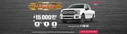 100 Rebates On Ford Trucks Landers South Dealership In Southaven MS