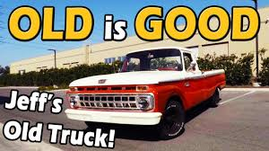 1965 Ford F100: CLASSIC TRUCK... MUSCLE TRUCK! | Truck Central - YouTube