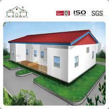 100 Cheap Modern House China Prefabricated Modular EPS Sandwich Panel