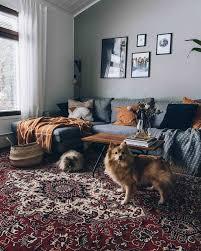 coole wohnzimmer inspo böhmisches wohnzimmer stilvolle