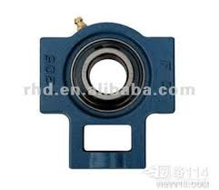 UCT210 Pillow Block Bearing With frame of angle steel View pillow