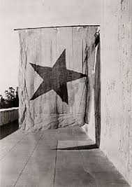 Last Known California Lone Star Flag Now Held At The Gene Autry Western Museum In Los Angeles
