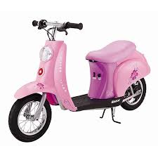 Razor 15130665 24V Pocket Mod Lily Euro Electric Scooter In Pink