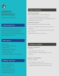 Graphic Designer Resume Example Graphic Design Resume Guide Example And Templates For 2019 Create Examples Picture Ideas Your Job Designer Cv Format Free Download Template Word 20 Best Designed Creative 17 Ui Samples And Cv Visualcv Sample Velvet Jobs Fresher By Real People