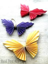 Arts And Craft With Paper Construction Crafts For Kids Art