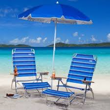 Beach Chair With Footrest And Canopy by Rio Big Kahuna Beach Chair With Footrest And Umbrella Package